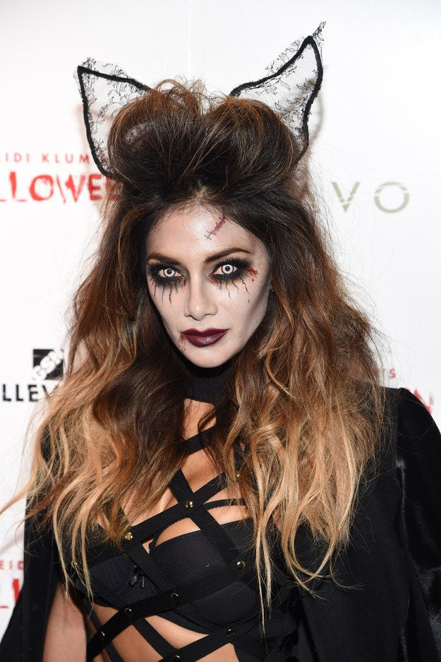 Nicole Scherzinger | Celebrity Halloween Costumes: 2015 Edition