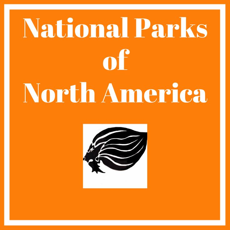 National Parks of North America - cover
