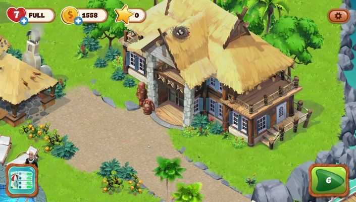 Lost Island Blast Adventure is a Free Android Puzzle Mobile