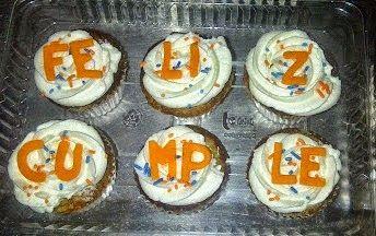 Gata´s Cupcakes: Feliz Cumpleaños para Hombre