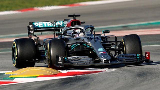 Newsterpercaya9999 Balap Mobil Formula 1 Grand Prix Australia Yang Digelar 15 Maret 2020 Menjadi Ajang Pertama Sistem Kemudi Ba Mercedes Formula 1 Racing