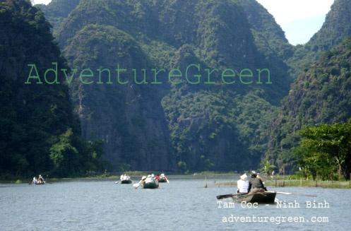 Ninh Binh and Cuc Phuong National Park Tours