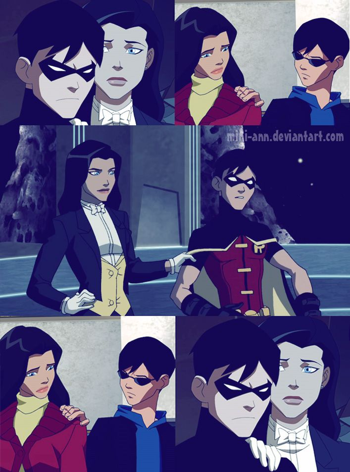 zatanna and robin fanfiction - photo #11