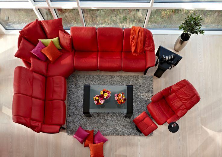 26 besten Wohnzimmer Bilder auf Pinterest Wohnen, Wohnzimmer ideen - wohnzimmer rot orange