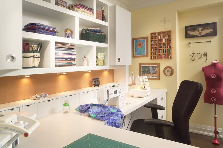 Sewing Room Craft Room Decorating Ideas Pinterest