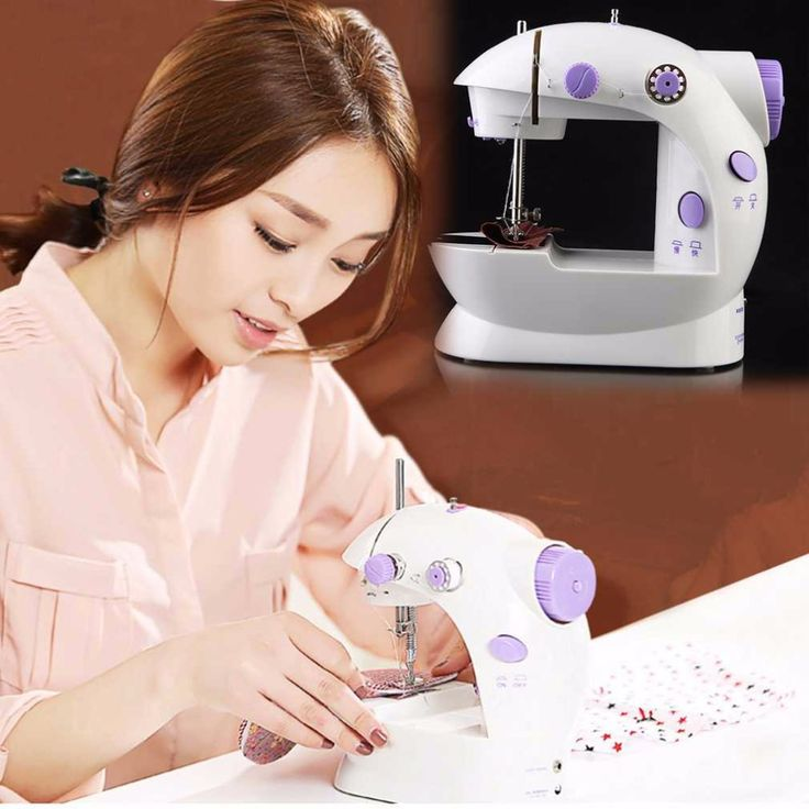 ==> [Free Shipping] Buy Best Easy to use Electric sweing Tailor Small Household Electric Mini Multifunction Portable Sewing Machine Online with LOWEST Price   32818710973