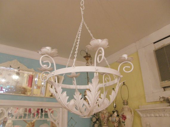 17 Best images about DIY outdoor chandeliers – White Candle Chandelier