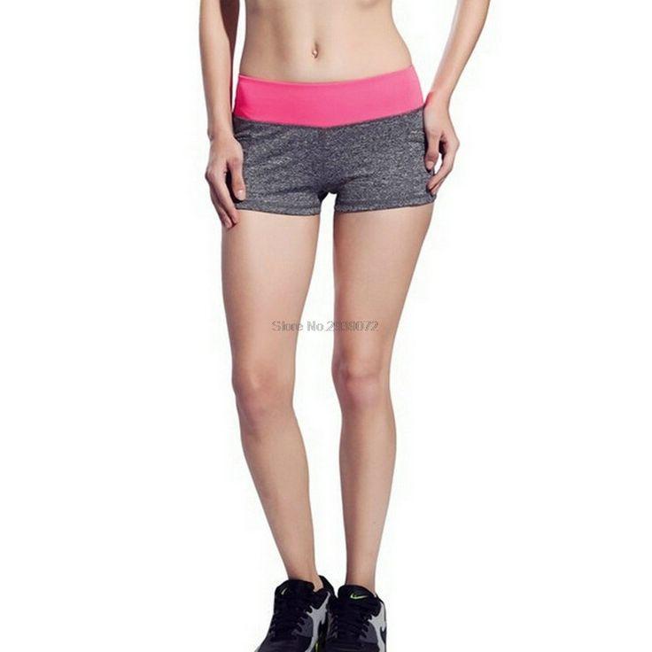 Women Quick Dry Sexy Gym Yoga Shorts Lulu Training Sports Wear Running  Cycling Fitness leggings Short