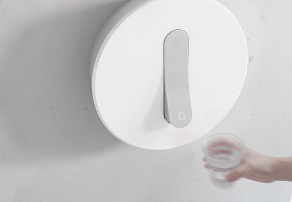 The new concept of Humidifier & Water Purifier