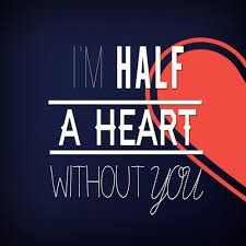 #halfaheart#lyrics