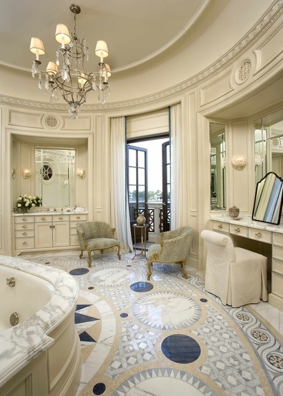 17 best images about crazy about romantic bathrooms on for Romantic master bathroom