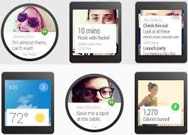 Resultado de imagen para messages for android wear