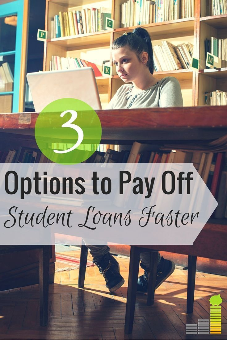 Want to pay off student loans faster, but don't know your options? Here are 3 ways to kill your student loan debt faster and be free of the burden.