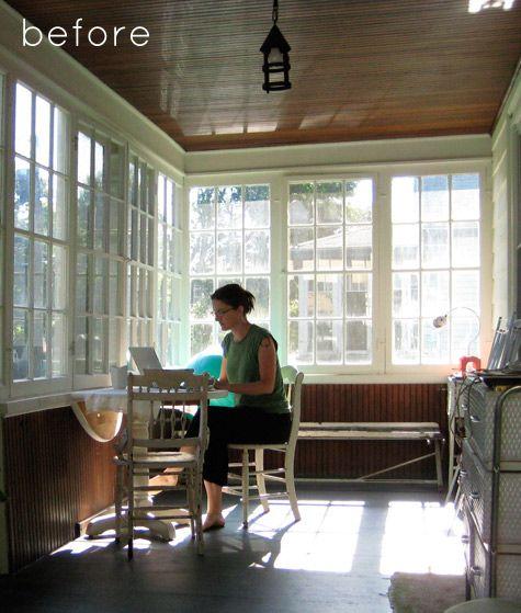 4 Season Sunroom Off Kitchen