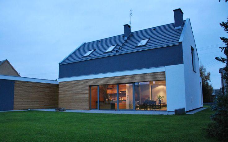 dom w Kowanówku koło Obornik ProjektPRODOM – Architektura i Konstrukcja