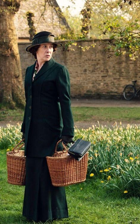 Downton Abbey | Mrs Hughes