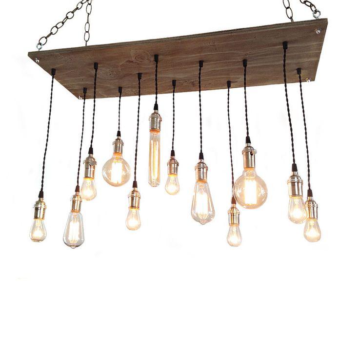 Light Bulb Moment Chandelier - Unique Modern Furniture - Dot & Bo...for over dining room table?