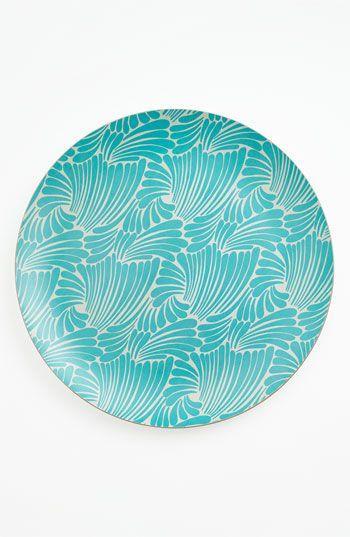 Kate Spade tray with florence broadhurst pattern