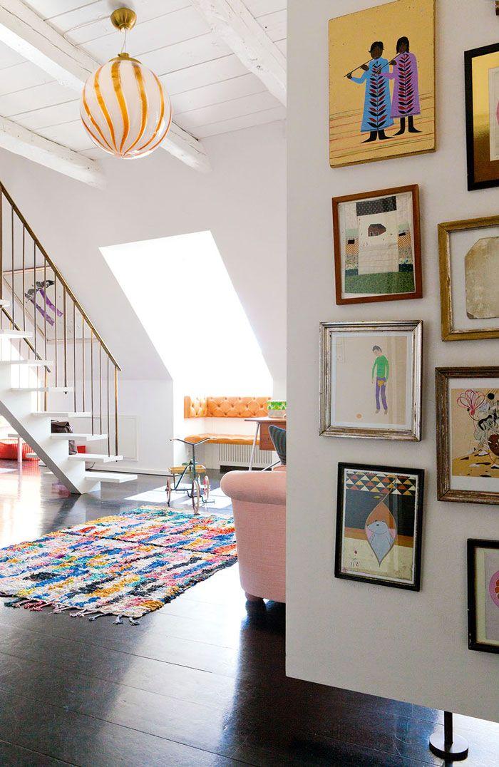 The home of Tina Seidenfaden Busk - NordicDesign