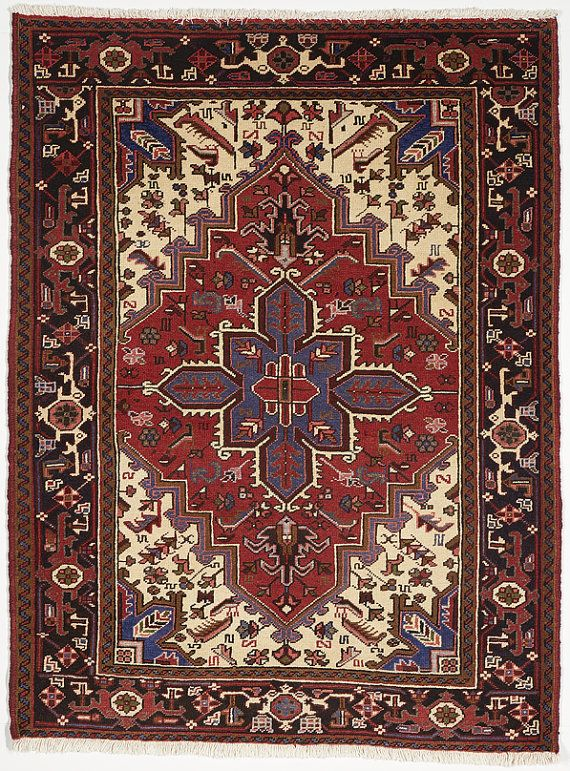 5 3 X6 6 Iran Wool Oriental Rug Free Shipping