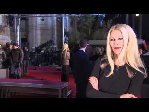 Claudia Schiffer about Opel - YouTube