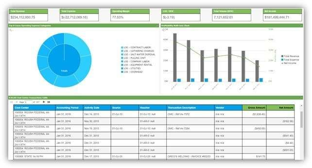 Oil And Gas Accounting Software In 2020 Software Development Accounting Software Development