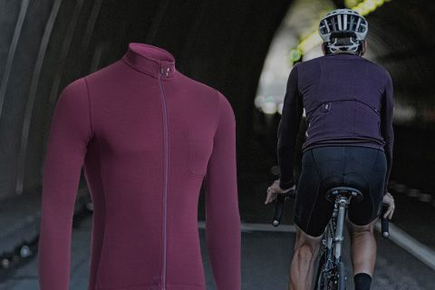 Isadore Apparel - Stay Warm Winter Bundle - Jersey, Baselayer Isadore #cyclingmemories #roadisthewayoflife