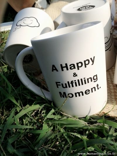 Happy & Fulfilling Moment CODE:TT33-373-11OZ  Contact Line: myhumantouch  Fanpage:www.facebook.com/pillowgallery Website: www.humantouch.co.th
