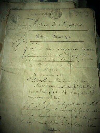 Academy report 1787