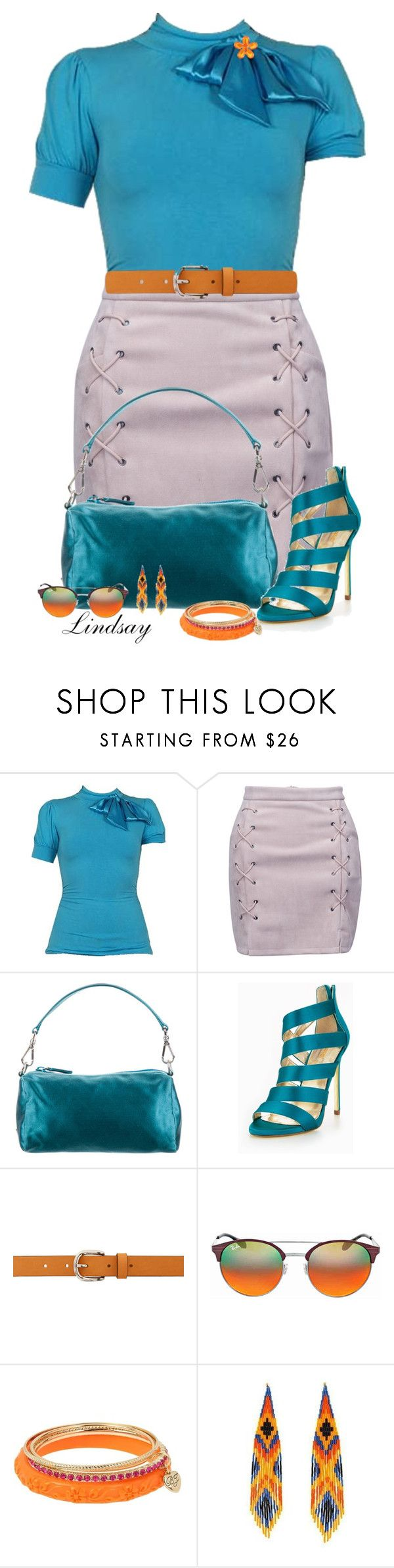 """""""Carvela Gleam Np Multistrap Heeled Sandals"""" by lindsayd78 ❤ liked on Polyvore featuring Rampage, WithChic, Prada, Carvela, Isabel Marant, Ray-Ban, Betsey Johnson, Forest of Chintz and Dsquared2"""