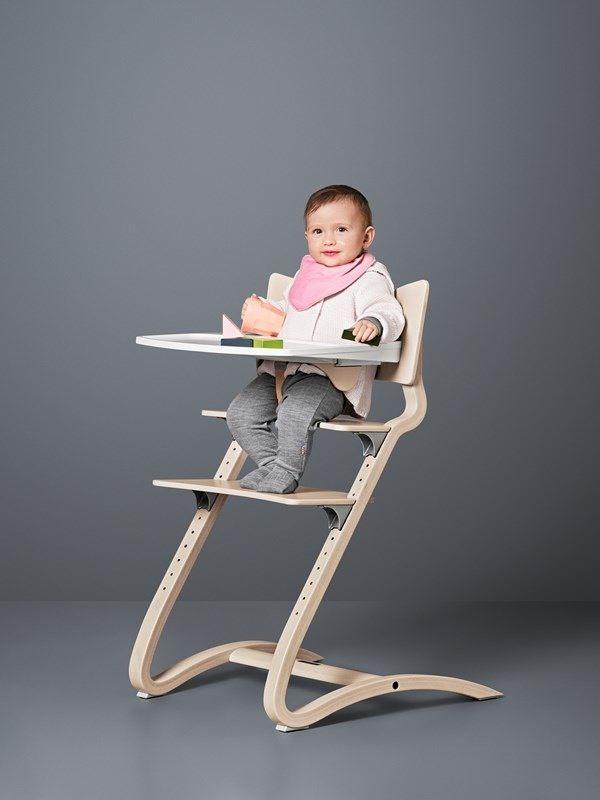 Silla comedor  o trona para bebé de diseño