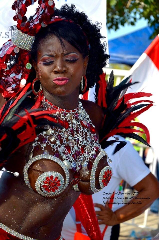 Carnaval de Barranquilla  Photo: Giovanni Camargo