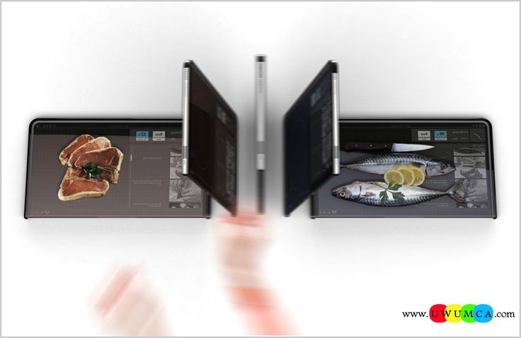 Kitchen:Almighty Board By Yanko Design Unique Quality Kitchen Gadgets For Seniors Men Healthy Eating High Tech Storage Solutions DIY Electrical Kitchens Gadget Tablet Design Ideas (2) Unique and Quality DIY High Tech Kitchen Gadgets to Drool Over