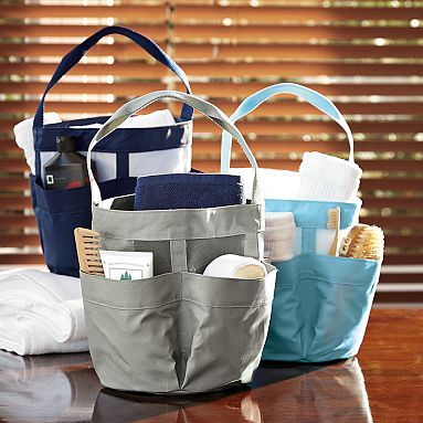 shower caddy from pbteen college pinterest shower caddies and showers. Black Bedroom Furniture Sets. Home Design Ideas