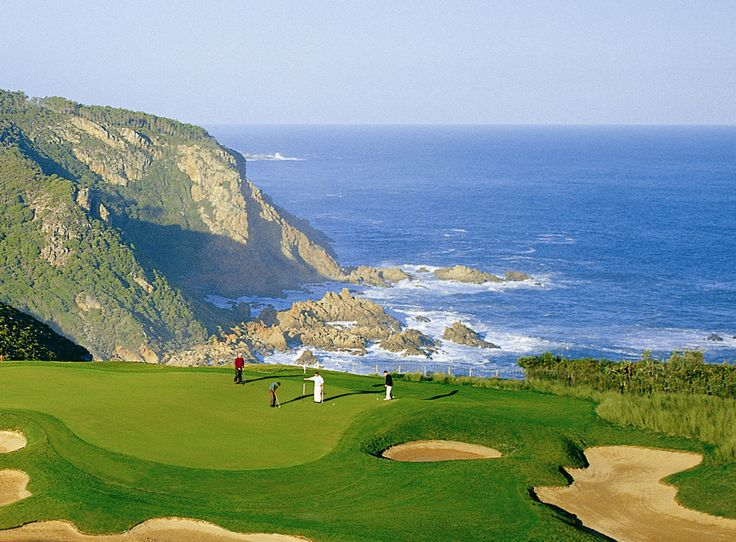 Pezula Championship Golf Course, South Africa.