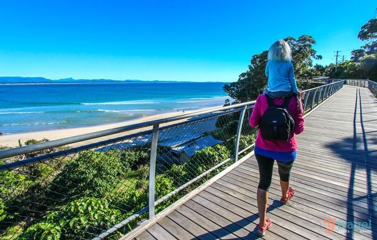 Our top recommendation when visiting Byron Bay is doing the Byron Bay Lighthouse walk. It's the best way to take in the stunning scenery of Cape Byron
