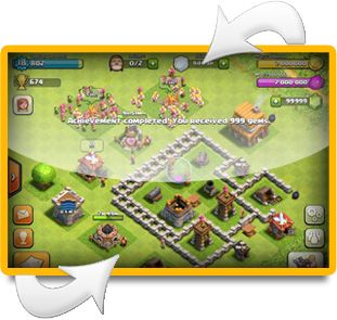 Try our new Clash of Clans Hack Tool Online 2015 hard coded to get unlimited gem, elixirs and gold with no download. Generate those Gems and SMACK Your Opponent NOW!