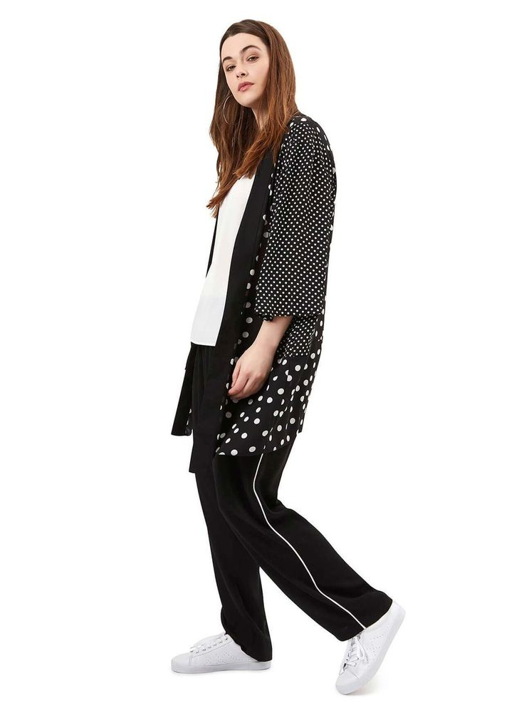 Sports Luxe Outfit - Spotty Trend - Clothing - Evans