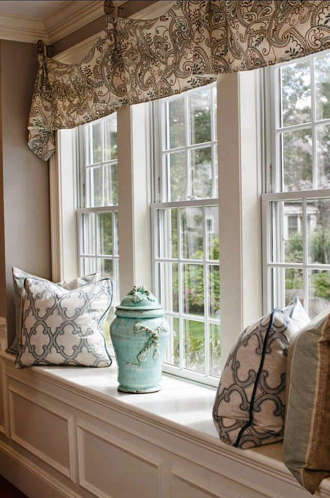 Fabric Ideas and Window Treatment Ideas Casabella