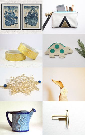 Xmas Gifts by Adi Almog on Etsy--Pinned with TreasuryPin.com