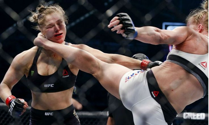 UFC 193 Recap: Holly Holm Upsets Ronda Rousey