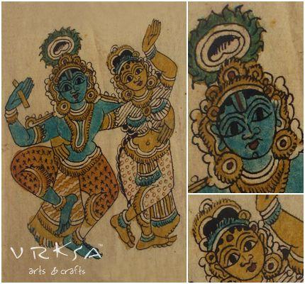 Madhubani Paintings – Mithila region, Bihar, India