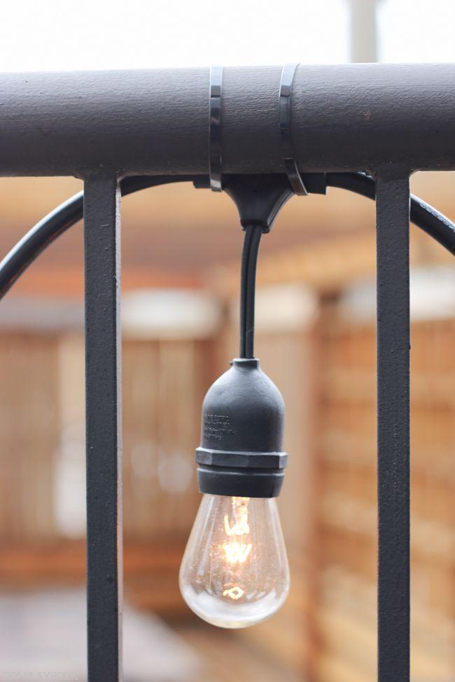 Patio decor from wayfair for the perfect outdoor space outdoor lightingoutdoor