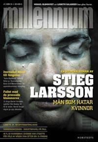 http://www.adlibris.com/se/product.aspx?isbn=9113029029   Titel: Män som hatar kvinnor - Författare: Stieg Larsson - ISBN: 9113029029 - Pris: 49 kr