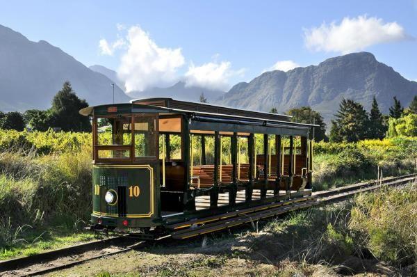 Wine Tour via Tram