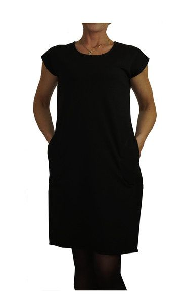 Sukienka Mała Czarna  . w Henia u Heni na DaWanda.com