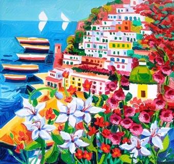 Athos Faccincani: my favourite contemporary painter