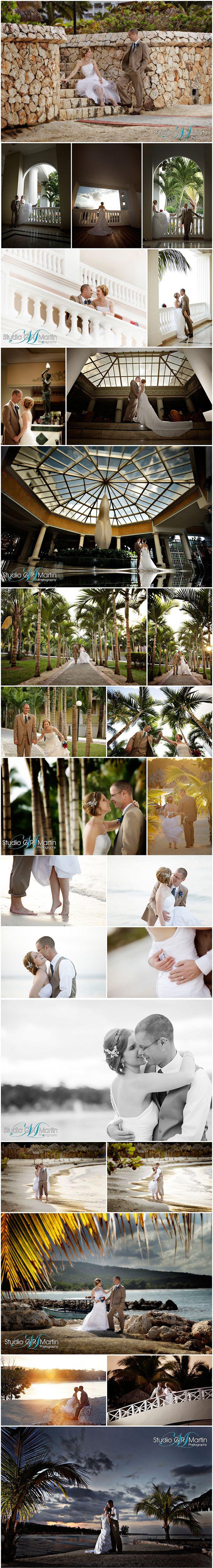Weddings-Destination - Studio G.R. Martin Photography - Jamaica Destination wedding - Ottawa wedding photographers in Jamaica - Grand Bahia Principe resort Jamaica wedding