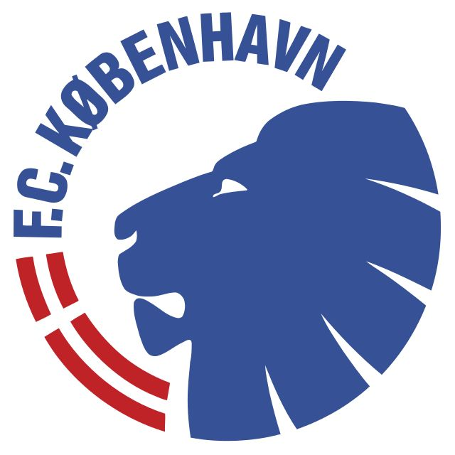 1992, F.C. Copenhagen, Copenhagen Denmark #FCCopenhagen #Copenhagen (L2977)