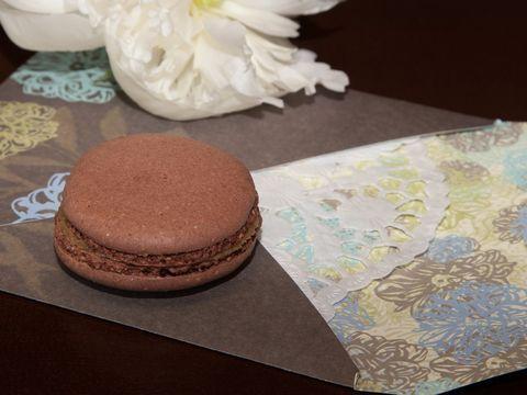 Chocolade vulling voor macarons
